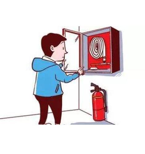 注意啦!公共場所天堂网av如何進行火災預防以及自救