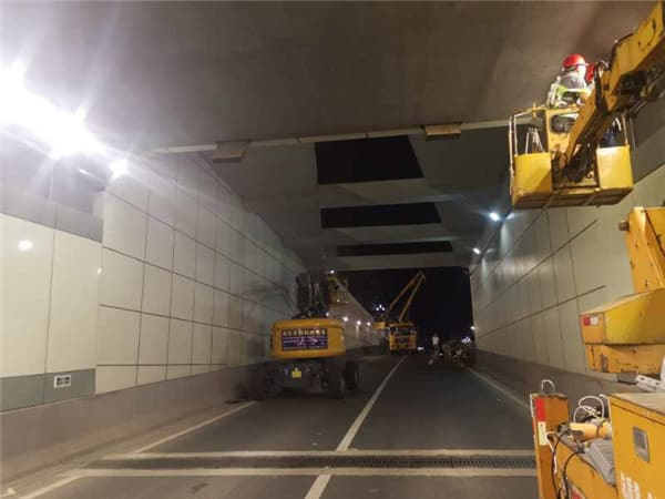 南充城市及道路照明工程合作案例