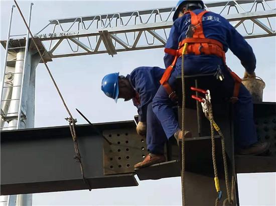 南充钢结构工程案例