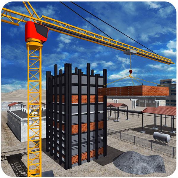 四川建筑工程的特征