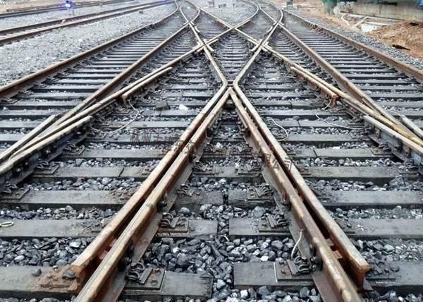 河南铁路道岔工程