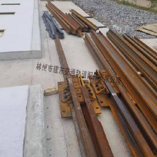 河南铁路道岔施工厂家