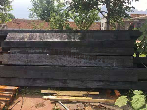 河南铁路木枕厂家