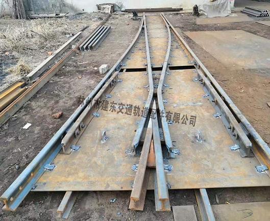 林州钢板道岔厂家