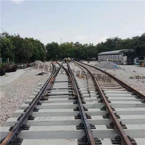 厂家为您介绍铁路轨道磨损该注意些什么呢?