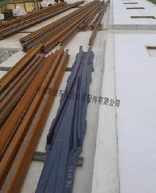 河南铁路道岔
