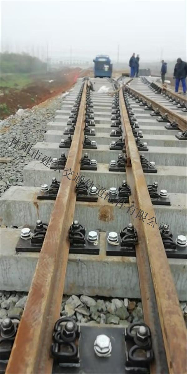 河南铁路专用道岔