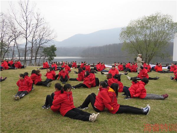 南京青啤团队训练营