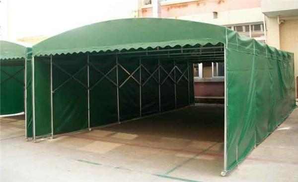 河南伸缩帐篷整体搭建起来的效果实用,值得的信赖!