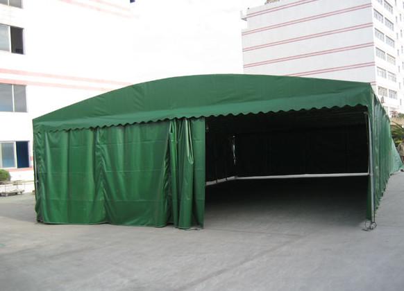 推拉帐篷应该如何选择?具备哪些优点才是合格的推拉帐篷?一文详解!