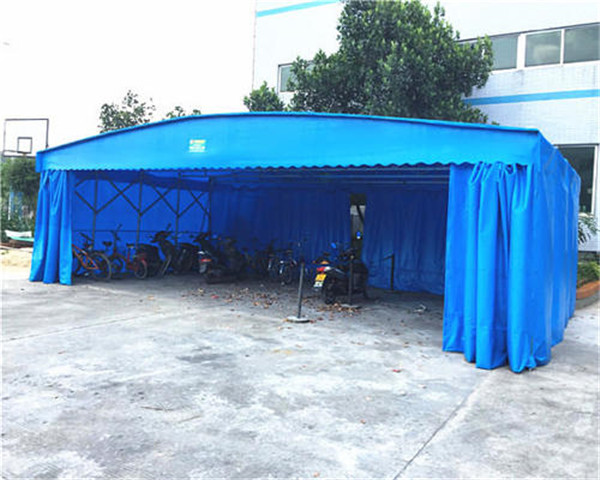 推拉帐篷质量主要受哪些因素影响?