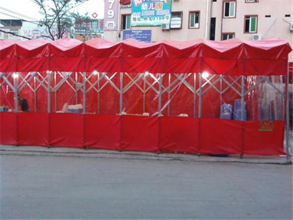 河南推拉帐篷有哪些优势你知道吗?