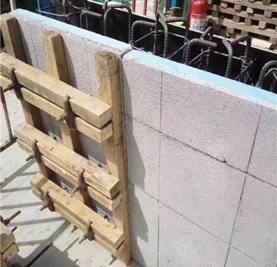 河南保温一体板工程案例