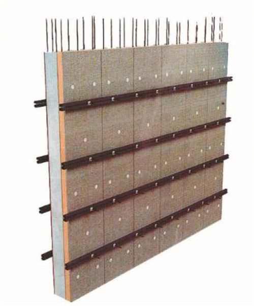 关于免拆复合保温模板的几点说明您知道什么