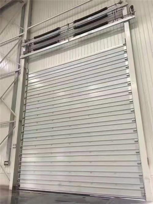 河南工业提升门安装