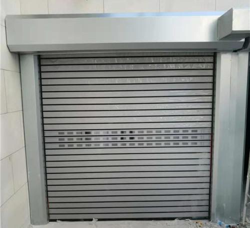 电动卷帘门厂家的故障有哪些?以及相应的维修方法!