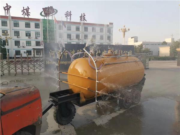 山西礦用節能噴灑車