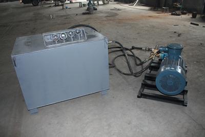 山西采煤機二次負壓降塵裝置