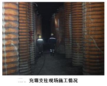 ZM泵送支柱材料