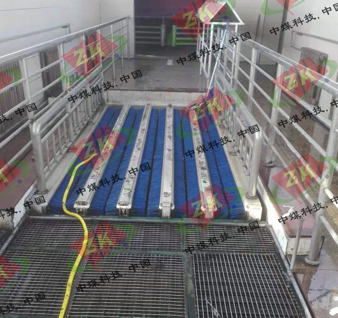 山西ZKSXJ-1固定式洗靴机