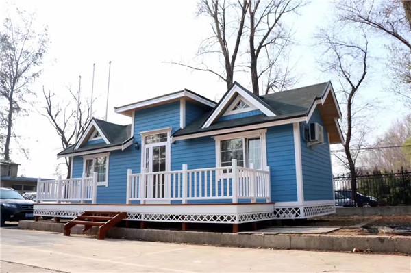 商丘美丽乡村轻型木屋
