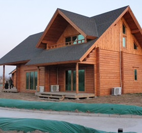 木屋别墅建造完成之后如何进行维护?