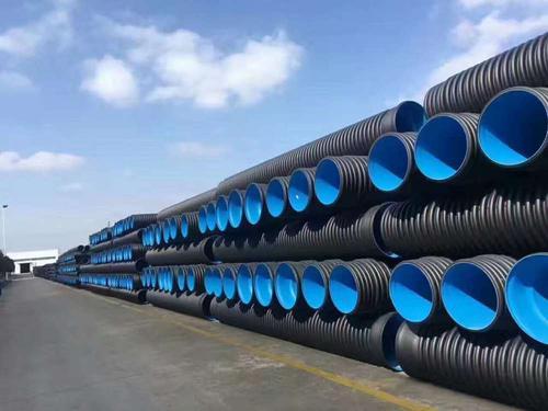 被广泛使用的四川hdpe双壁波纹管有什么优点呢?