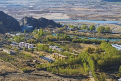 西藏那曲污水管网项目