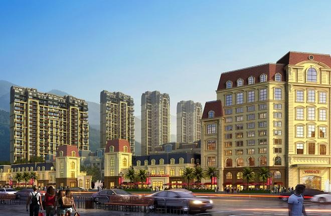 成都钢丝网骨架管项目-广元零八一新城项目
