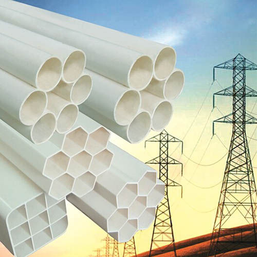 PVC-U通訊用多孔管