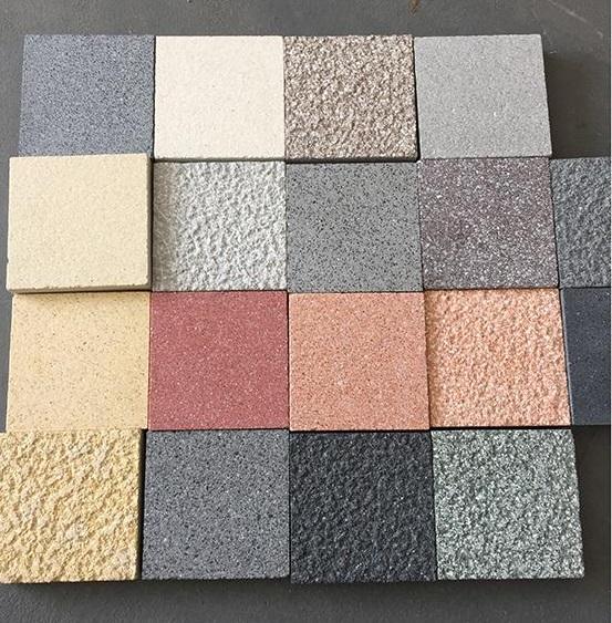 仿石PC砖与仿石透水砖的区别