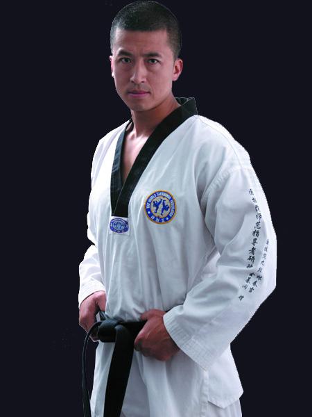 兰州跆拳道总教练——雪飞