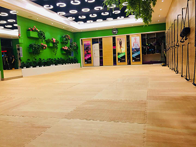飞雪跆拳道西站店展示图
