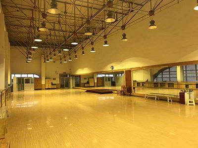 飞雪跆拳道场馆展示