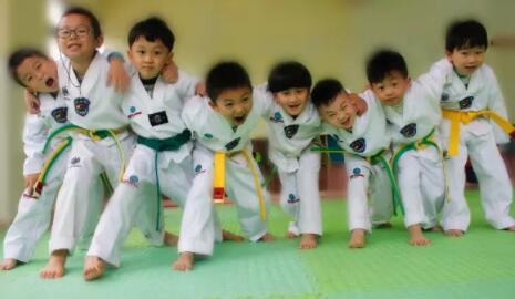 少儿跆拳道培训