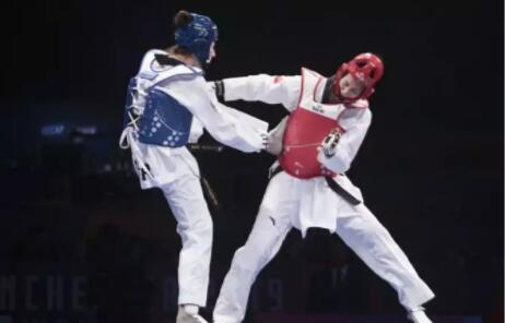 跆拳道培训实战