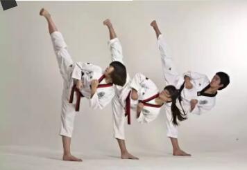 跆拳道培训课程是教育孩子很不错的课堂