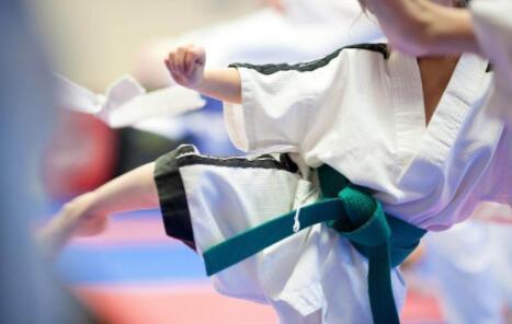 跆拳道练习方法
