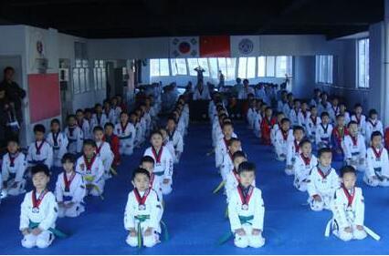 兰州跆拳道培训班学费