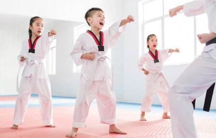 少儿跆拳道几岁开始学比较好