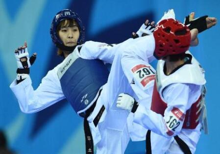 大多数女生选择练跆拳道的很大原因是什么