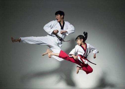 初学者练跆拳道需要注意什么