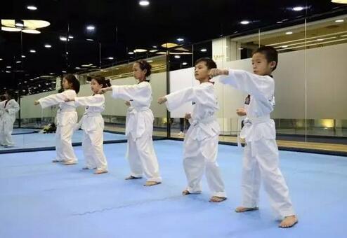 多大年龄的孩子适合进行跆拳道培训