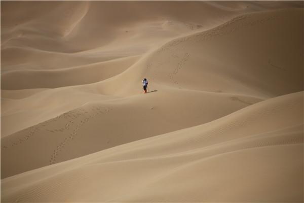 库布齐沙漠拓展——带来不一样的体验