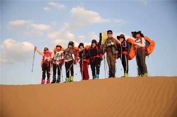 沙漠旅游、探险注意事项