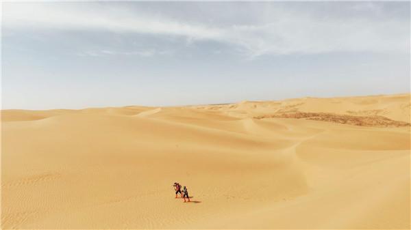 这里有一份沙漠旅行攻略,请注意查收!