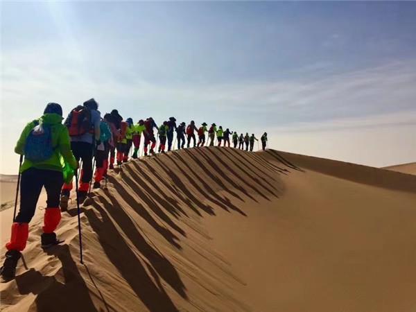 库布齐:距离北京近的沙漠,曾经水草丰盛后来被称为死亡之海!