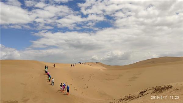 北京多来点信息科技有限公司库布齐沙漠团建活动定制
