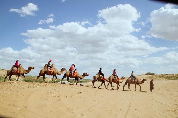 库布齐沙漠拓展