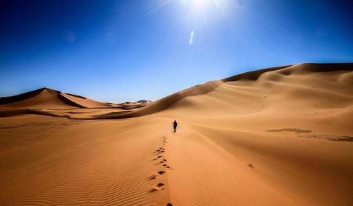库布齐沙漠徒步.应该注意的五个问题
